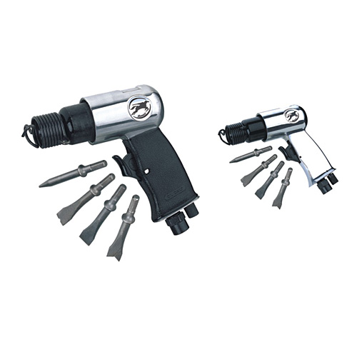9PC 150mm Air Hammer Kit (Hex) (AT-2010K/HSG|AT-2010K/H)