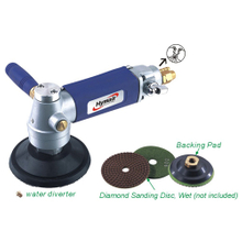 4'' (3'') Wet Air Sander/Polisher (Water-Feed Type) (AT-585WL)