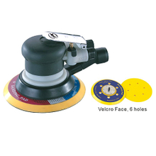 6'' Central Vacuum-Ready Model Air Sander(AT-991)