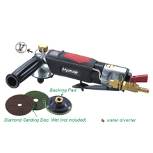 5'' Wet Air Sander/Polisher (Water-Feed Type) (AT-185WL)