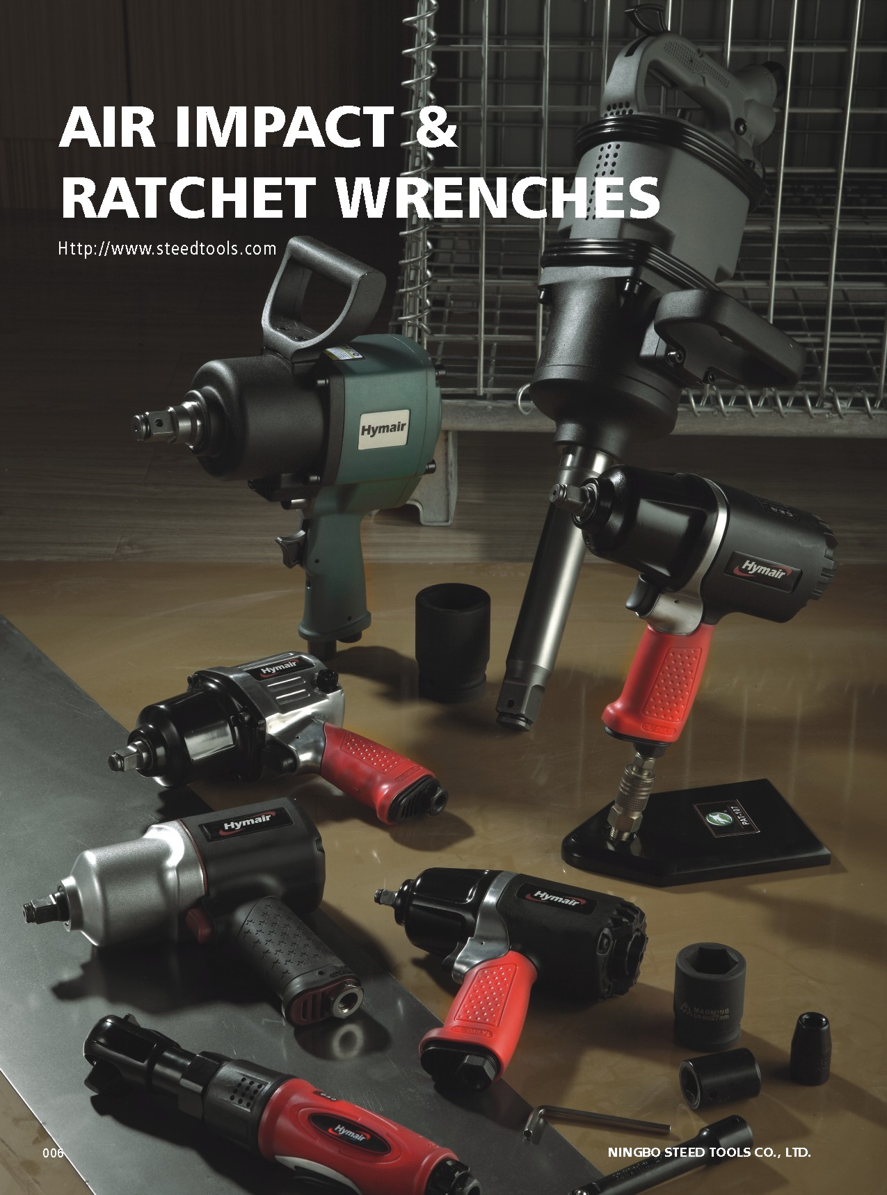 AIR IMPACT&RATCHET WRENCHES
