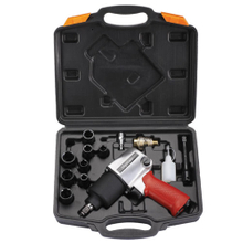 15PC 1/2'' H. D. Air Impact Wrench Kit (AT-239K)