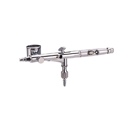 Hymair Dual Action Air Brush (Side Gravity Feed) (EW-4400)