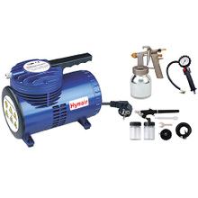 Hymair Mini Air Compressor Starter Kit (AS06KB)