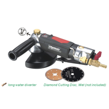 5'' Wet Air Sander/Polisher (Water-Feed Type) (AT-185WH)