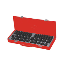 Hymair 38-PC Air Impact Socket Set (CRV) (ASK-005)