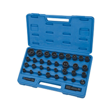 35-PC Air Impact Socket Set (CRV) (ASK-004)