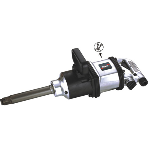 1'' H. D. Extended Anvil Pinless Hammer Air Impact Wrench(AT-9981)