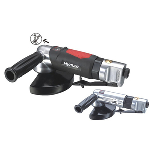 "5"" Air Angle Grinder with Safety Trigger(AT-185B