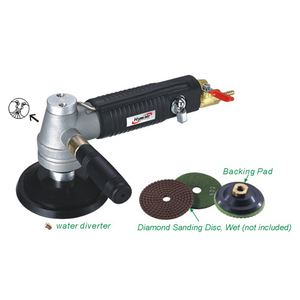 4'' (3'') Wet Air Sander/Polisher (Water-Feed Type) (AT-686WL)