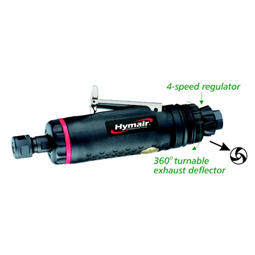 1/4''(6mm) Composite Air Die Grinder (Heavy Duty)